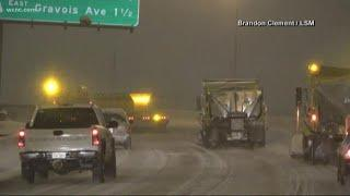 First winter storm of the season barreling across the country