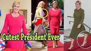 How Old is Croatian President? Kolinda Grabar-Kitarovic Age Luxury Lifestyle