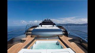NEW RIVA YACHT FOR SALE | New Riva 110' Dolcevita Luxury Yacht
