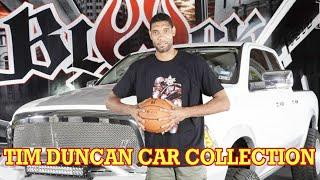 Tim Duncan Luxurious Car Collection 2018 ✮