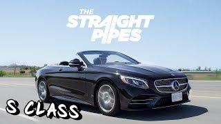 2018 Mercedes S560 Cabriolet Review - Ultra Luxury Drop Top