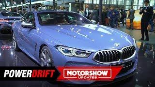 2019 BMW 8 Series Coupe : Best looking BMW ever? : Paris Motorshow : PowerDrift