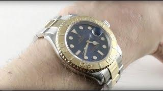 Rolex Yacht-Master 16623 Luxury Watch Reviews