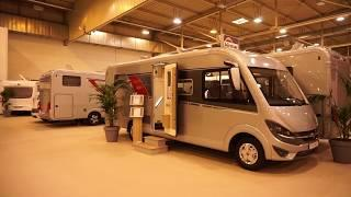 Burstner i736G luxury motorhome review