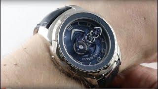 Ulysse Nardin Freak Blue Cruiser 2050-131/03 Luxury Watch Review
