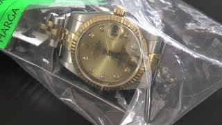 Seized luxury items including RM61k Rolex up for auction