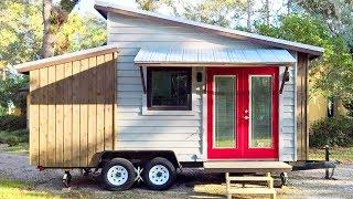 Rustic 2018 Luxurious 19' Tiny House For Sale | Lovely Tiny House