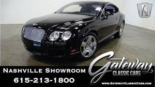 2005 Bentley Continental GT, Gateway classic cars Nashville, #974nsh