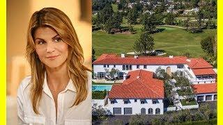 Lori Loughlin House Tour $35000000 Full House / Fuller House Star Luxury Lifestyle