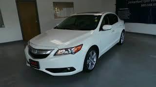 Used 2013 Acura ILX Springfield MA Vernon Hartford CT, CT #S19909B
