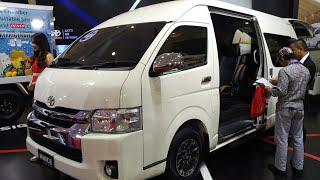 In Depth Tour Toyota Hiace Luxury [H200] - Indonesia