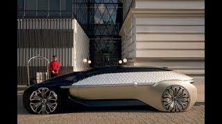 Renault Ez Ultimo Concept:Renault's Extraordinary Future Luxury Self Driving Lounge