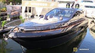 2019 Uniesse 56 SS Luxury Yacht - Deck and Interior Walkaround - 2018 Fort Lauderdale Boat Show