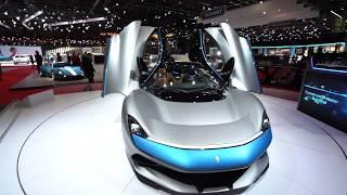Every Indian Must Watch - Mahindra's Electric Hypercar -  Pininfarina Battista | Hindi | MotorOctane