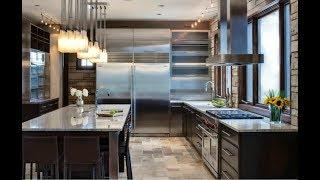 60 Modern Kitchen Furniture Creative Ideas 2018 - Modern and Luxury Kitchen Design Part.36