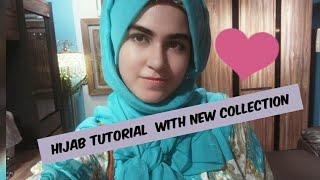 HIJAB TUTORIAL | SILK STUFF HIJAB TUTORIAL | PERIDOT LUXURY COLLECTION