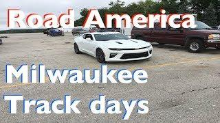 Road America Track Day fast lap