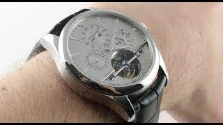 Jaeger-Lecoultre Master Grande Tradition Tourbillon Perpetual Calendar Q500649A Luxury Watch Review