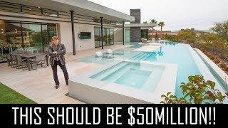 THIS HOUSE SHOULD BE $50MILLION!