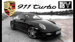 PORSCHE 911 TURBO mk1 Prueba Test Rival de Audi R8, nissan gtr, a falta de LE MANS CLASSIC...