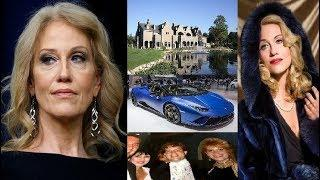 Kellyanne Conway - Lifestyle | Net worth | cars | houses | Affair| Family | Biography | Information