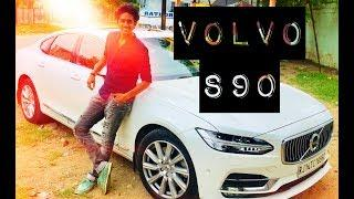 2018 VOLVO S90 || FULL DETAILED HINDI REVIEW || LUXURY CAR || BEST FEATURES EVER || THE CAR SOUL