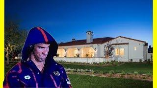 Michael Phelps House Tour $4125000 Expensive Luxury Lifestyle 2018