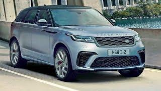 2020 Range Rover Velar SVAutobiography - High-Performance Luxury Mid-Size SUV!
