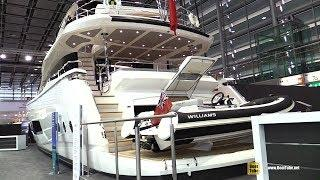 2019 Sunseeker 86 Luxury Motor Yacht - Walkaround - 2019 Boot Dusseldorf