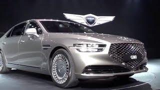 2020 Genesis G90 - An Elegant and Luxurious Sedan
