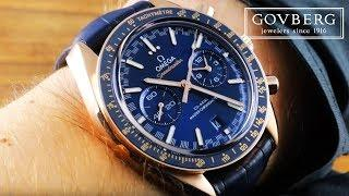 Omega Speedmaster Racing Chronograph 329.53.44.51.03.001 Luxury Watch Review
