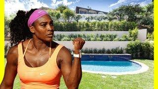 Serena Williams House Tour $6700000 Mansion Beverly Hills Luxury Lifestyle 2018