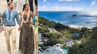 Inside the luxury resort where Prince Harry and Meghan Markle will spend the night on Fraser Island