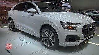 2019 Audi Q8 quattro - Exterior And Interior Walk-around - 2018 LA Auto Show