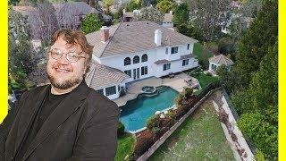 Guillermo del Toro House Tour $2200000 Mansion Luxury Lifestyle 2018