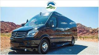 Mini-Review | Ultra-luxury With a Towable 2nd Bedroom! | Chinook Bayside & Countryside Class B Vans