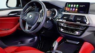 2019 BMW X4 (G02) - INTERIOR