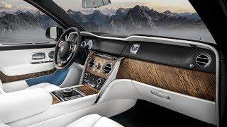 World's Most LUXURIOUS SUV - Rolls-Royce Cullinan 2019