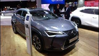 2019 Lexus UX 200 2WD Luxury - Exterior and Interior -Paris Auto Show 2018