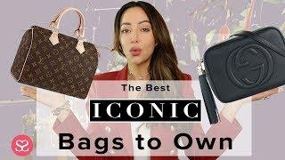 BEST ICONIC DESIGNER HANDBAGS | Sophie Shohet