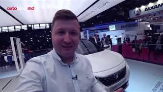 Paris 2018: Peugeot 3008 Hybrid + cel mai frumos concept E-Legend și noul 508 SW