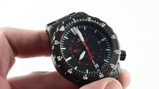Sinn Mission Timer U2 S EZM 5 (10200.20) Luxury Watch Review