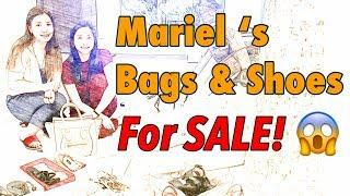 Letting go of Mariel Padilla's Luxury Bags and Shoes 2nd Batch! ????