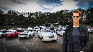 Luxury Life Of Tom Cruise 2018
