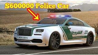 Dubai Most Expencive Police Car You Must See
