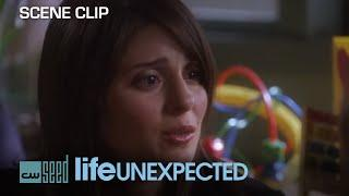 Life Unexpected | Lux Says She Will Never Forgive Cate | CW Seed