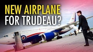 Trudeau doesn't need a new luxury jet | Ezra Levant