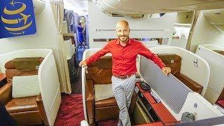 Japan Airlines First Class 777-300ER LAX-NRT | Luxury Aviator