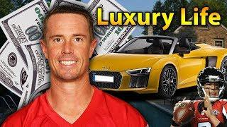 Matt Ryan Luxury Lifestyle | Bio, Family, Net worth, Earning, House, Cars