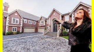 Jenni Rivera House Tour $4150000 Expensive Luxury Mansion